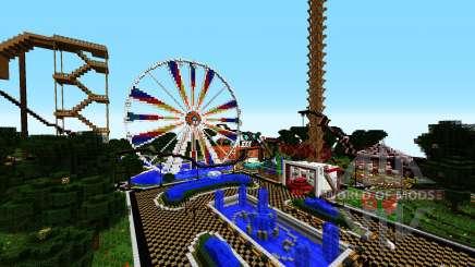 Fresh-Park для Minecraft