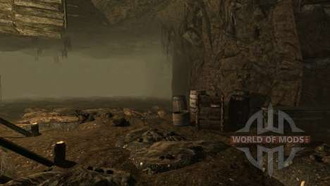 Гильдия шахтеров для Skyrim второй скриншот