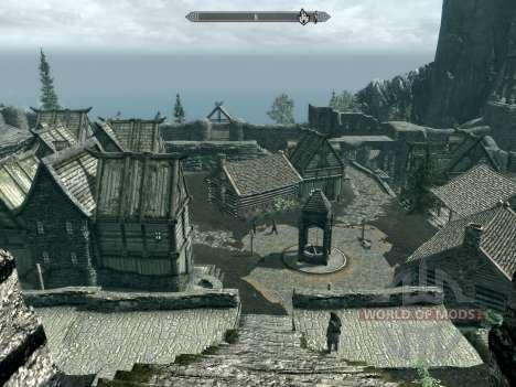 Земли Хай Рока для Skyrim