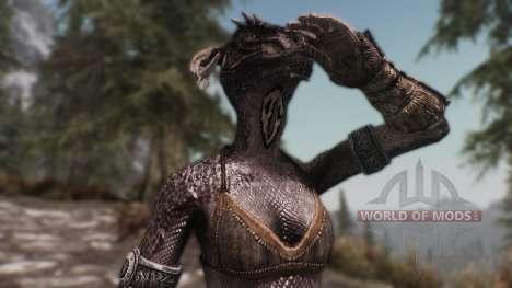 Забытые аргонианские корни для Skyrim второй скриншот
