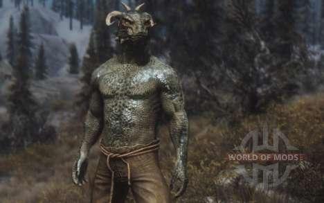 Забытые аргонианские корни для Skyrim пятый скриншот