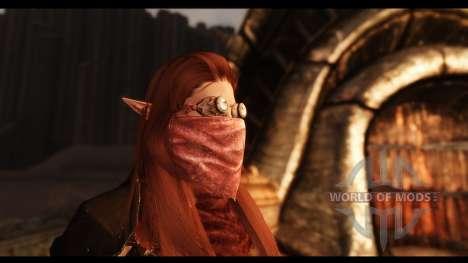 Маски для лица для Skyrim шестой скриншот