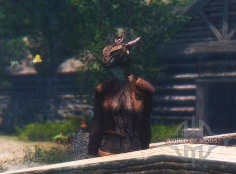 Забытые аргонианские корни для Skyrim четвертый скриншот