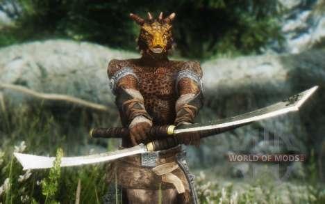 Забытые аргонианские корни для Skyrim седьмой скриншот