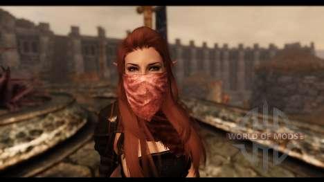 Маски для лица для Skyrim