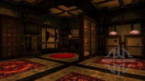 Маленький дом в Солитьюде для Skyrim второй скриншот