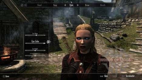 Раса терминаторов для Skyrim второй скриншот