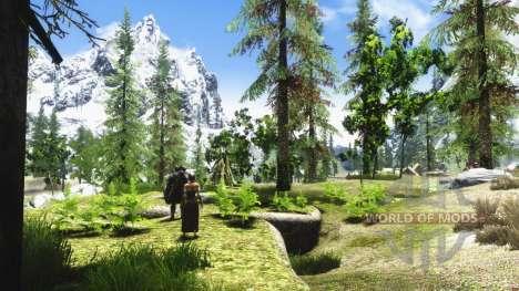 ReFleX ENB для Skyrim девятый скриншот