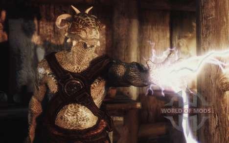 Забытые аргонианские корни для Skyrim десятый скриншот
