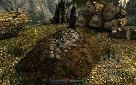 Уборка трупов для Skyrim девятый скриншот