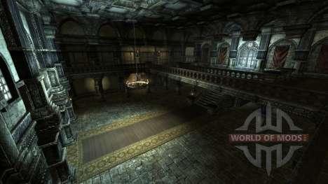 Зловещий особняк для Skyrim восьмой скриншот