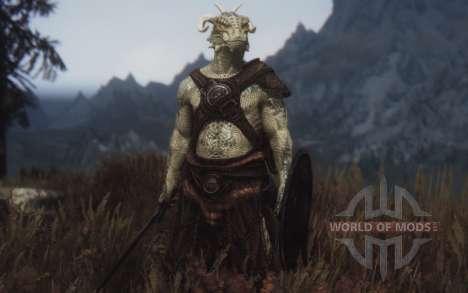 Забытые аргонианские корни для Skyrim восьмой скриншот