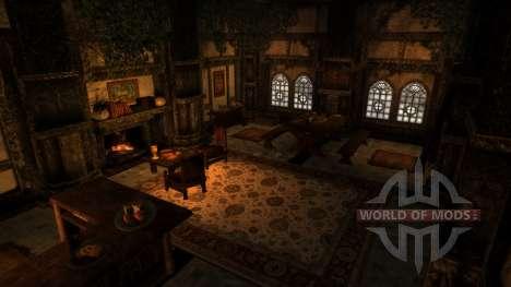 Маленький дом в Солитьюде для Skyrim