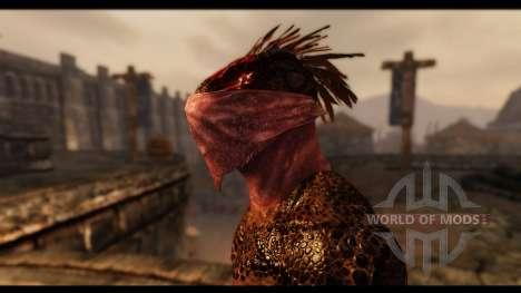Маски для лица для Skyrim третий скриншот