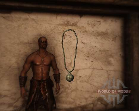 Амулет богов для Skyrim