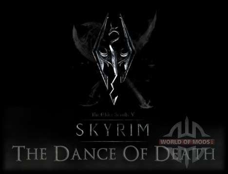 Пляска смерти v4.0. Новая анимация смерти для Skyrim