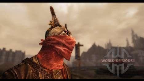 Маски для лица для Skyrim четвертый скриншот