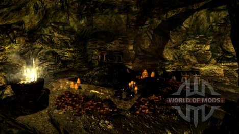 Маленький дом в Солитьюде для Skyrim третий скриншот
