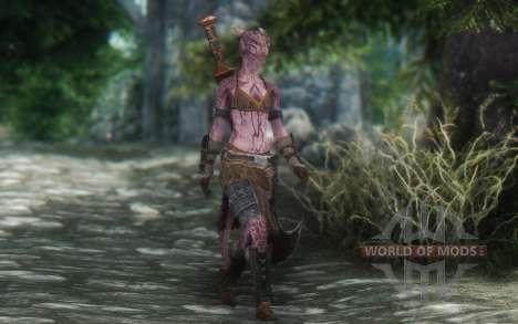 Забытые аргонианские корни для Skyrim