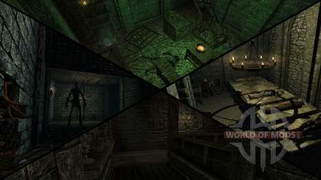 Зловещий особняк для Skyrim четвертый скриншот