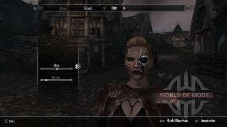 Раса терминаторов для Skyrim пятый скриншот