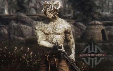 Забытые аргонианские корни для Skyrim двенадцатый скриншот