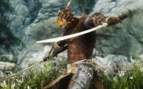 Забытые аргонианские корни для Skyrim одиннадцатый скриншот