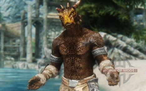 Забытые аргонианские корни для Skyrim третий скриншот