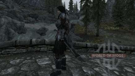 Нордский меч c ножнами для Skyrim
