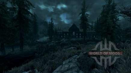 Зловещий особняк для Skyrim