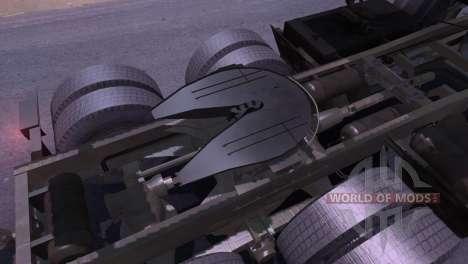 КамАЗ-54101 для Spin Tires