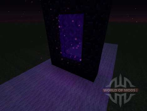 Colored lights для Minecraft