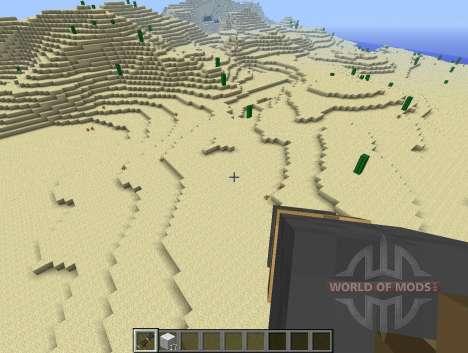 ChickenLauncher - куриная пушка для Minecraft
