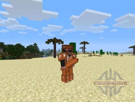 SpiritOres - новые руды для Minecraft