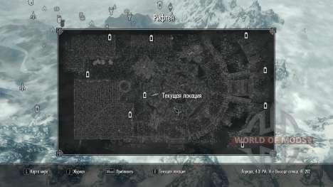 Скупщик краденного в Рифтене для Skyrim второй скриншот