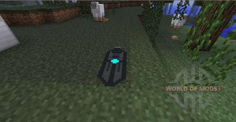 Portal Gun - оружие из Portal для Minecraft