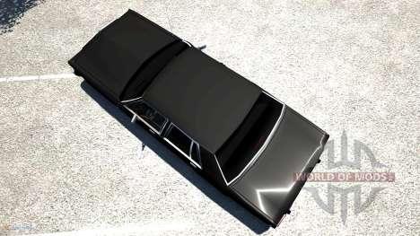 Ford LTD Crown Victoria для BeamNG Drive