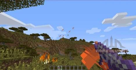 QuiverBow для Minecraft