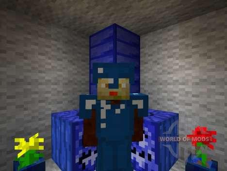 More uses for lapis - полезный лазурит для Minecraft