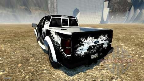 Ford F-150 SVT Raptor для BeamNG Drive
