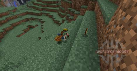 Полезная Еда для Minecraft