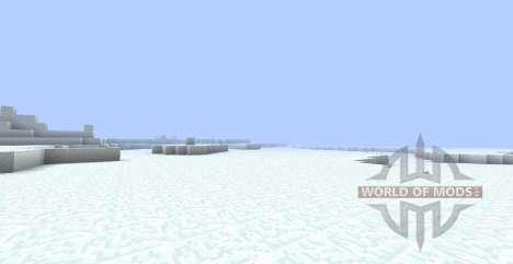 ExtraBiomesXL для Minecraft