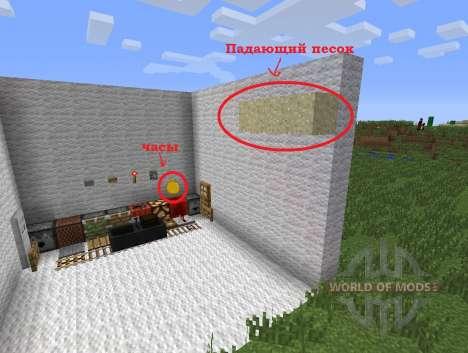 Time Stopper для Minecraft