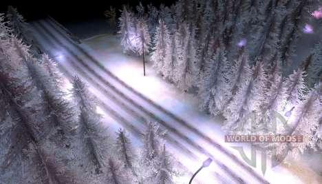 Зима для Spin Tires