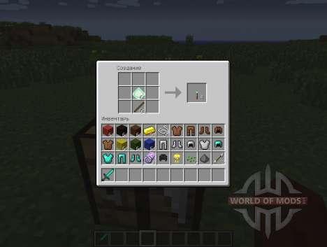 Floo mod для Minecraft