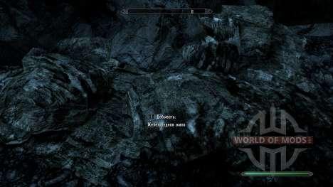 Более заметные руды для Skyrim