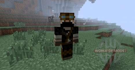 Herobrine Mod для Minecraft