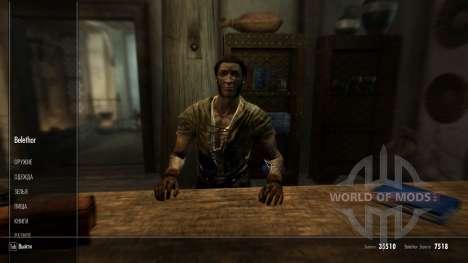 Больше золота торговцам для Skyrim второй скриншот