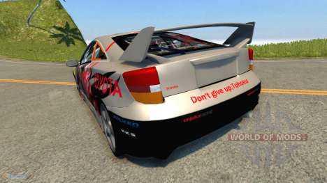 Toyota Celica T230 для BeamNG Drive