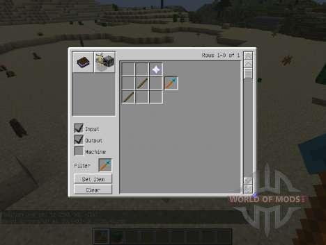 CopyWand - копирующая палочка для Minecraft